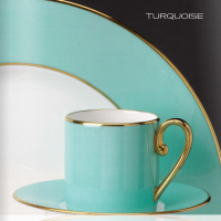 Royal Buckingham - Turquoise
